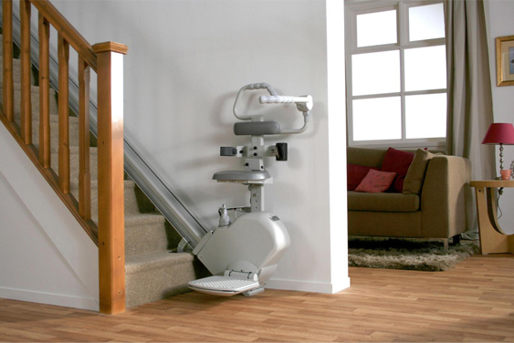 silla salva escaleras Perch